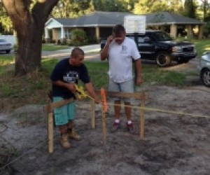 BW Homes Breaks Ground on 3rd Home for Guardian Angels of SWFL
